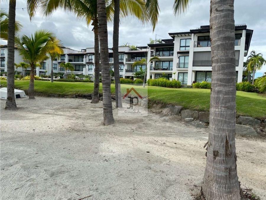 vendo apartamento en paseo del mar frente a la playa