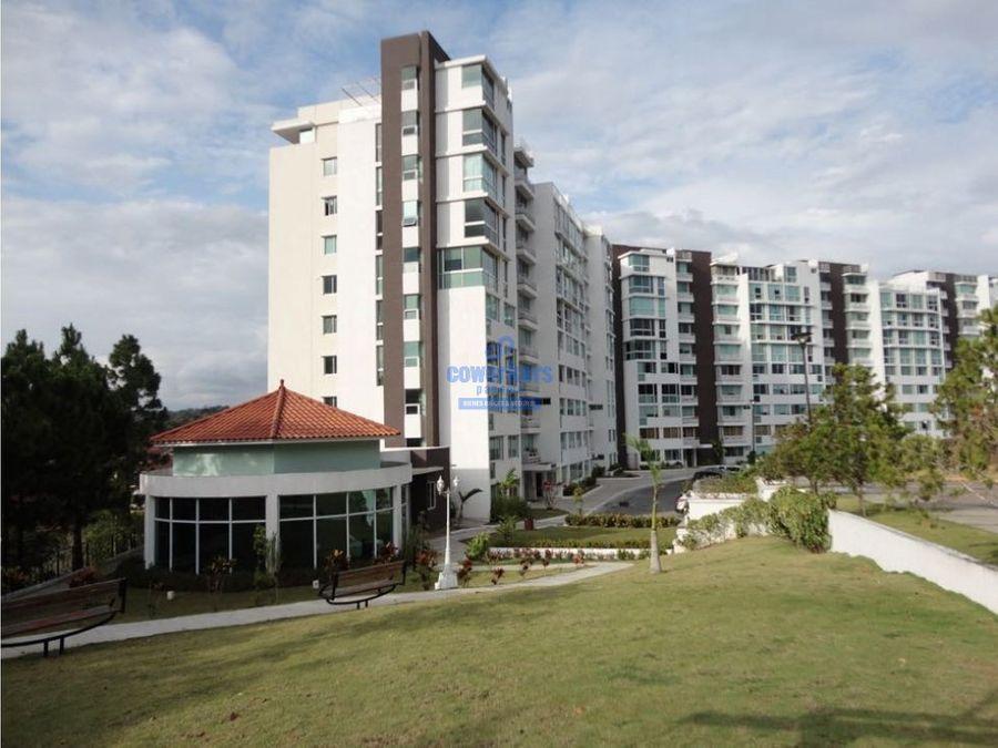 vendo apartamento en ph pine hills torre 2 albrook zona revertida