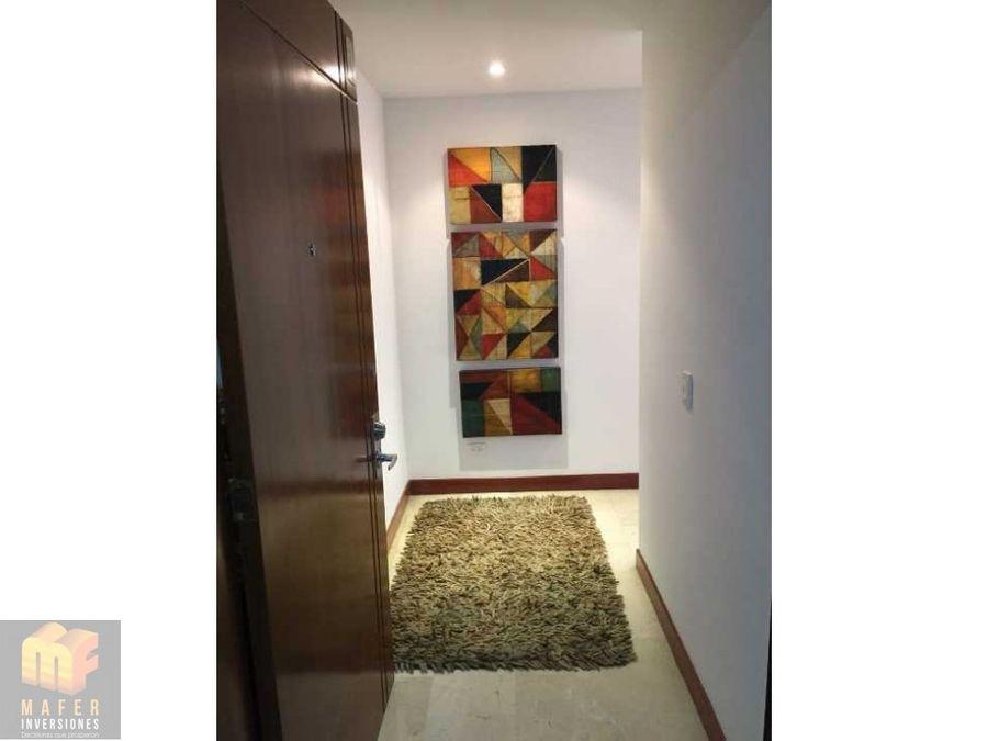 vendo apartamento en santa barbara mf012