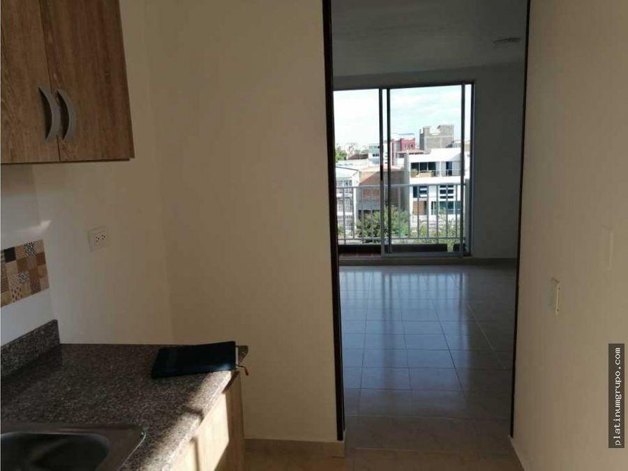 apartamento en venta en condominio en lili cali lg