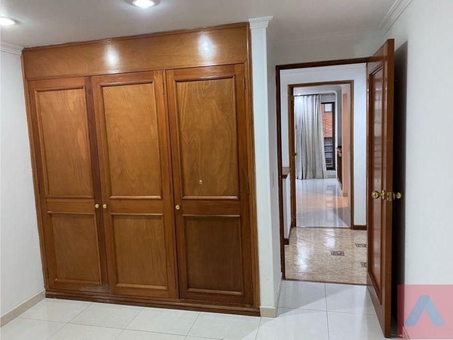 vendo apartamento pasadena 126 m2 3 alcobas duplex sin ascensor