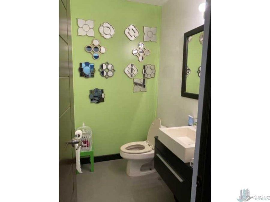 vendo apartamento remodelado en el ph tao tower 3rec 190 mts2