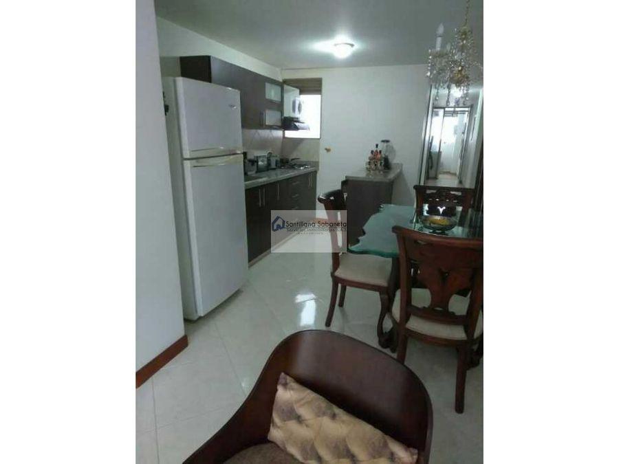 vendo apartamento sabaneta calle del banco p5 c