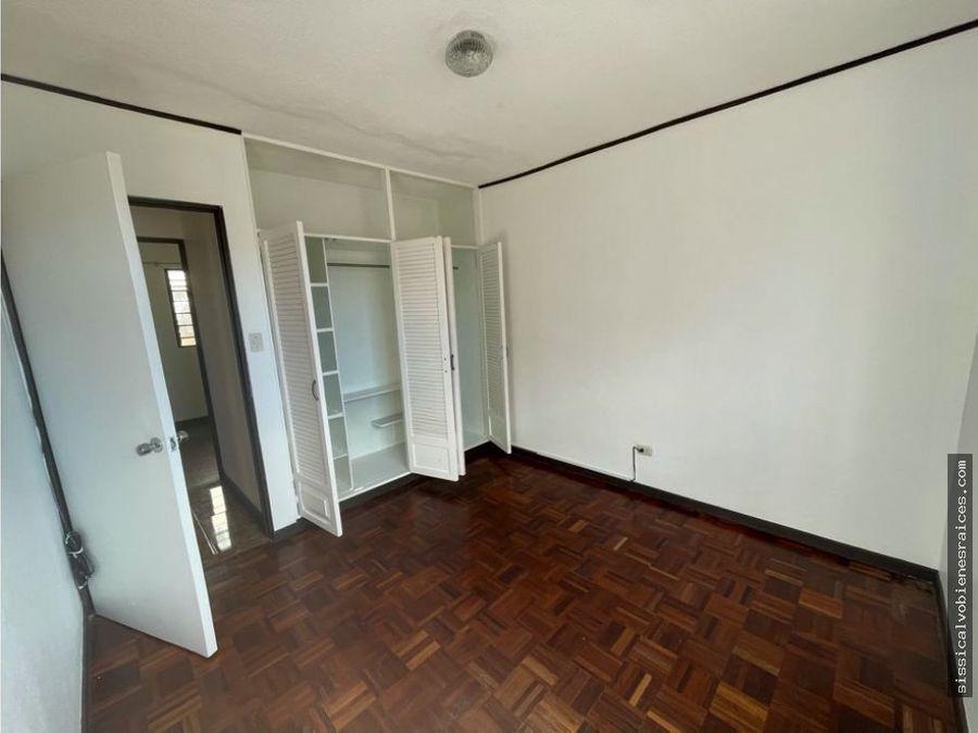 vendo apartamento san pedro