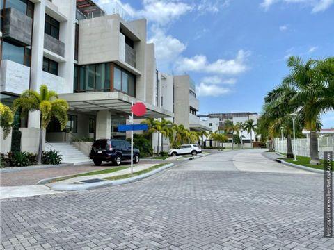 vendo apartamento tipo casa en waterfront ocean reef islands