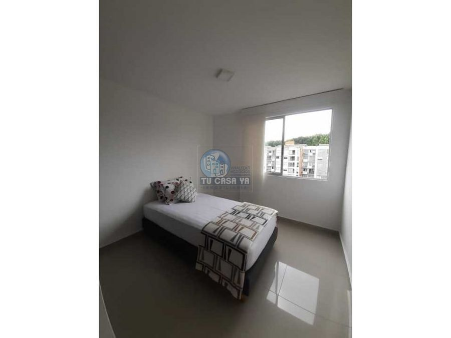 vendo apartamento 2 alcobas en hermoso conjunto residencial