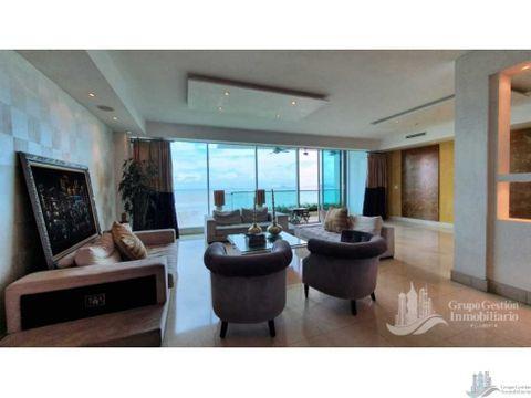 vendo apartamento 330m2 4 rec costa del este vista al mar