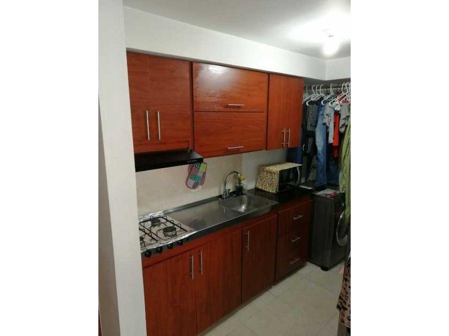 vendo apartamento 6 piso prados del norte