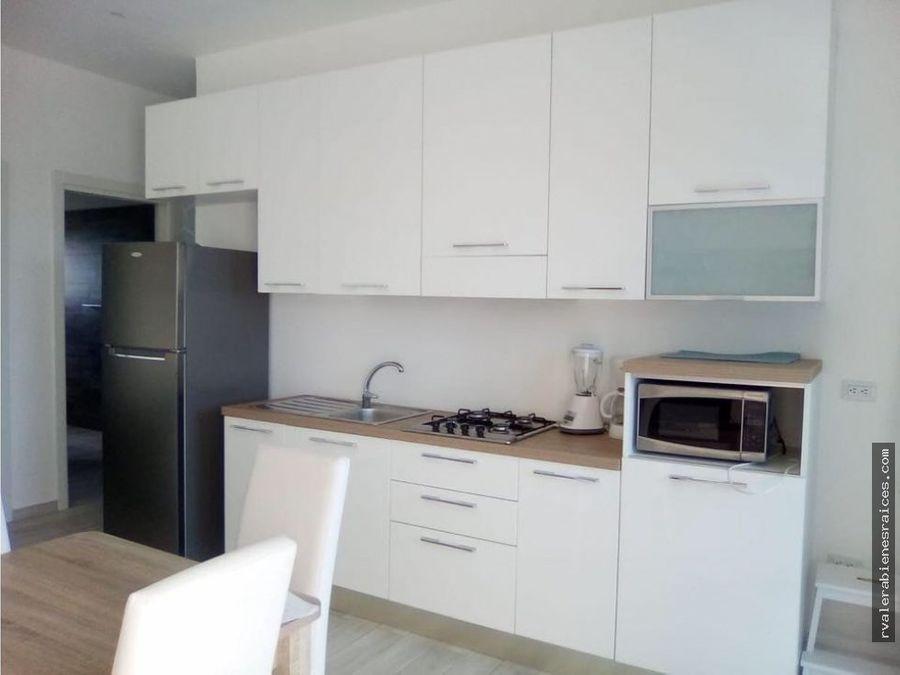 vendo apartamentos equipados en bayahibe