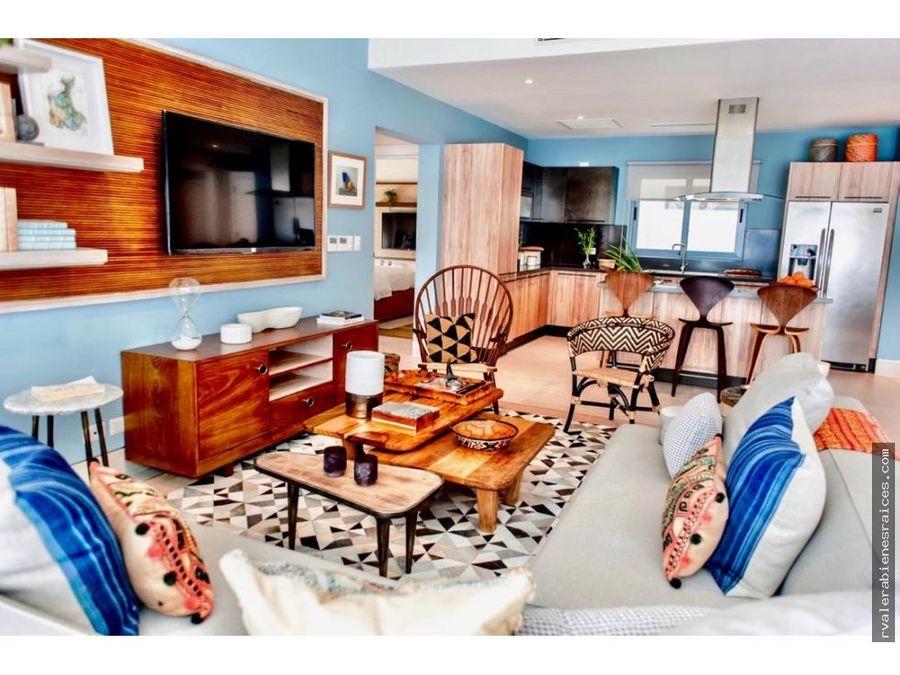 vendo apartamentos super sofisticados en cap cana