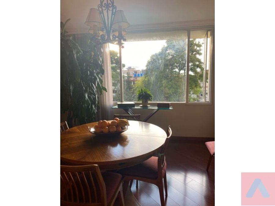 vendo apto clasico chico navarra 162 n2 balcon 1 parq vista parque
