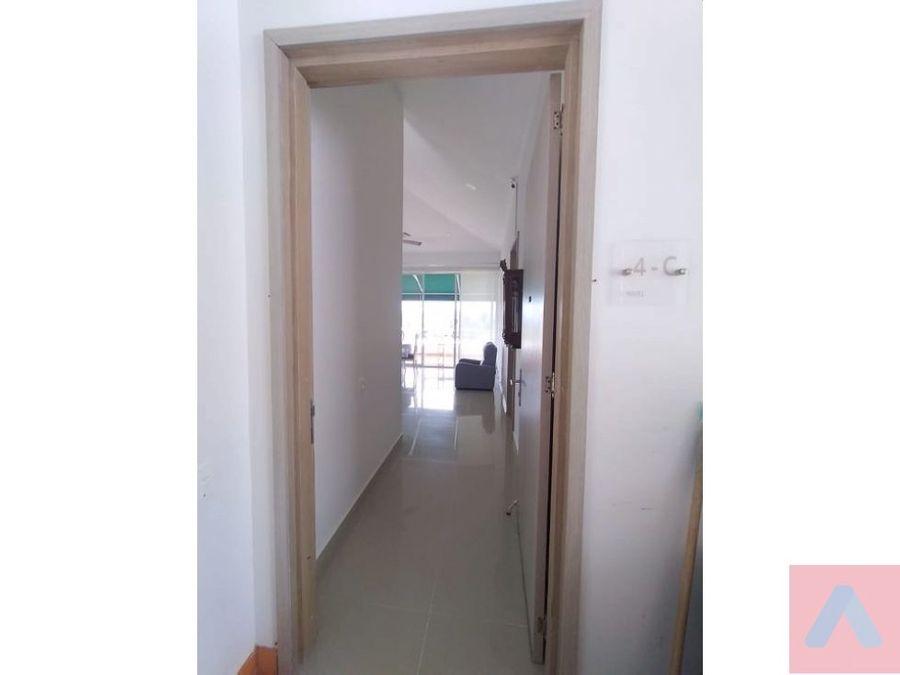 vendo apto en cartagena condom laguna club 130 m2 3 alcb balcon terr