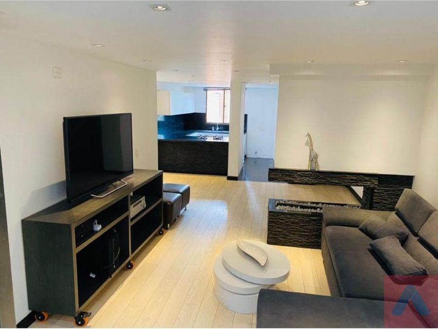 vendo oportunidad apto rosales emaus 103 m2 terraza 23 m2 33 alcb
