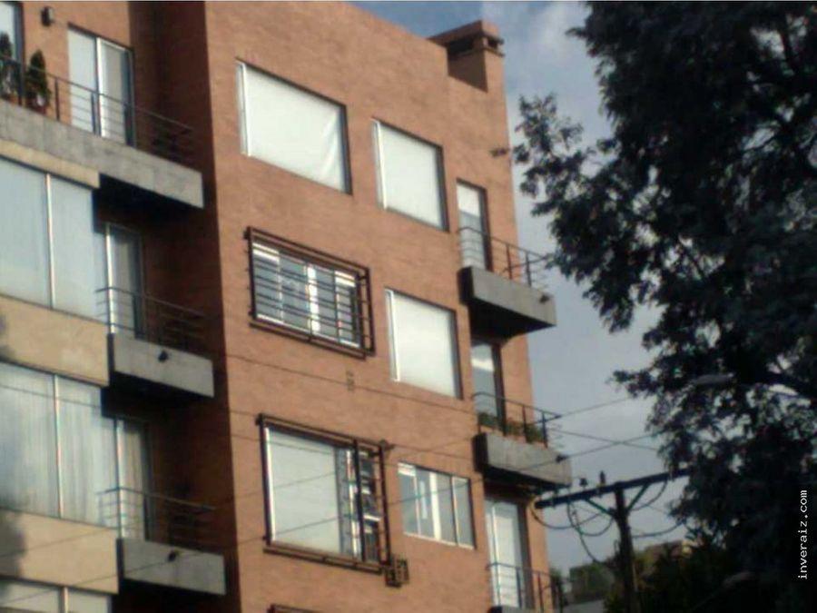 apto en chico navarra 97mtrs piso 5 exterior balcones yg