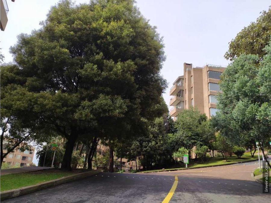 vendo aptoen bosque verdecerros de suba 230 127mts terraza yg