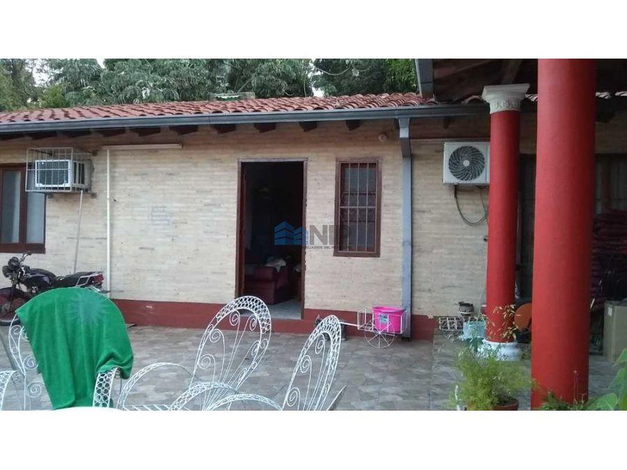 vendo casa con departamentos y salones en san lorenzo