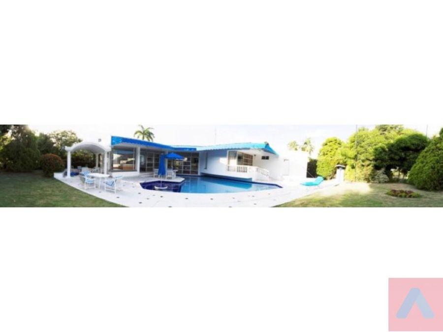 vendo casa condominio campestre el penon girador 231 m2 piscina