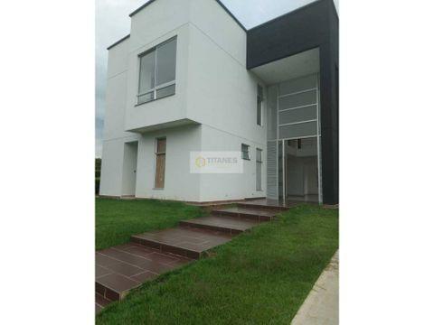 vendo casa nueva campestre en alfaguara jamundi epg