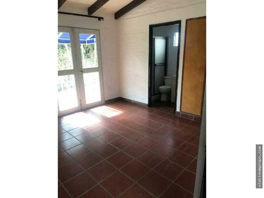 casa campestre en condominio km4 potrerito lg