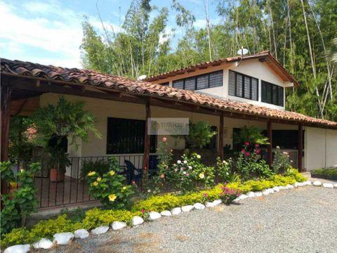 vendo casa campestre en rozo valle sj
