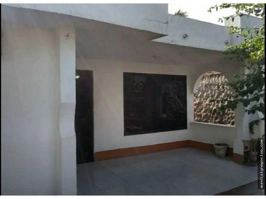 vendo casa amplia a precio inmejorable en la paz cesar jm