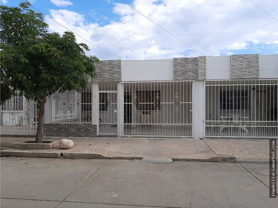 vendo casa barrio don carmelo