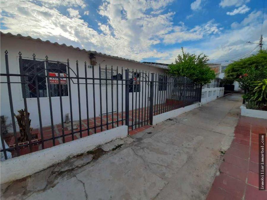vendo casa barrio sicarare