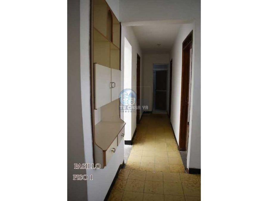 vendo casa de dos pisos independientes en los naranjos