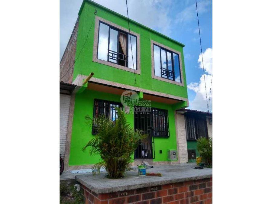 vendo casa duplex en santa isabel