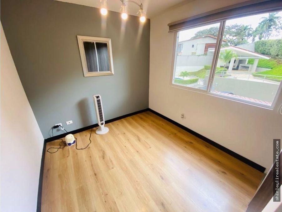ganga vendo casa en condominio la rambla belen