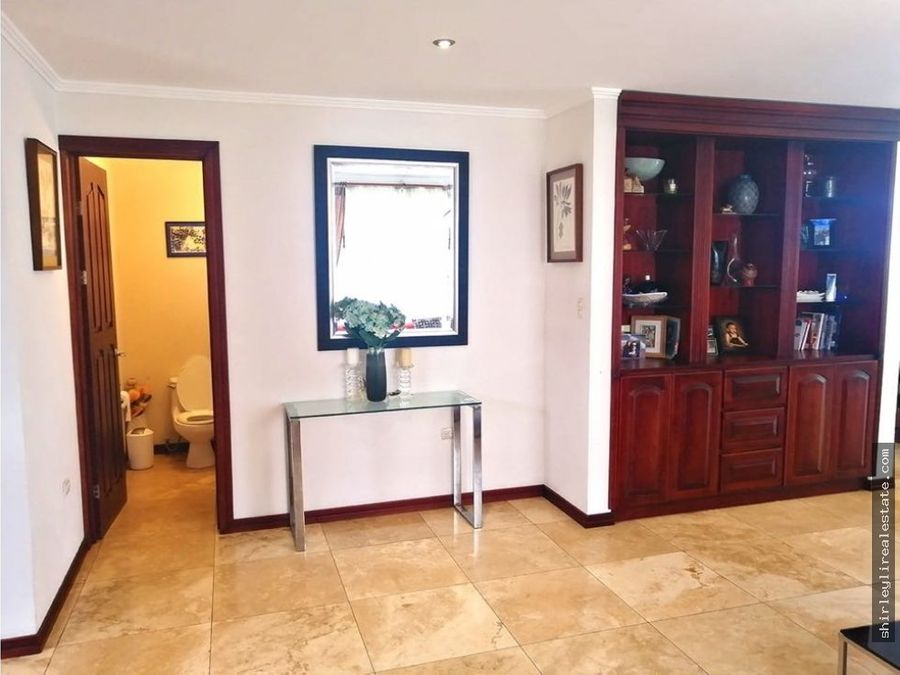 vendo casa en condominio exclusivo heredia