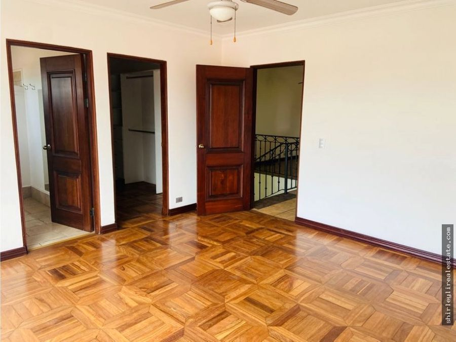 vendo casa en condominio exclusivo belen rebajada