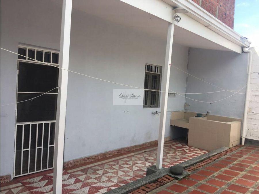 vendo casa en centro de cartago valle