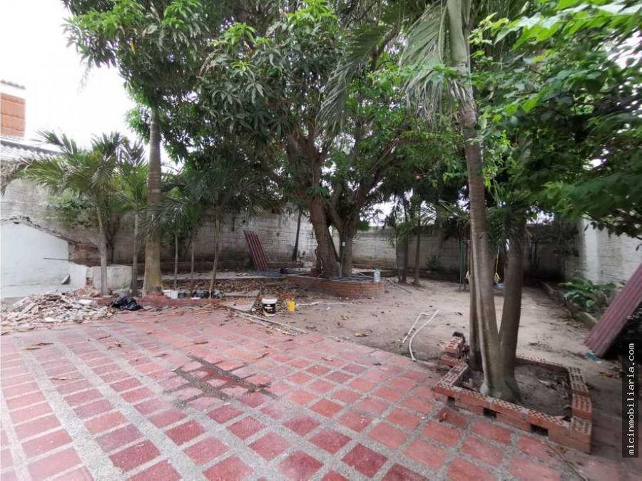 vendo casa en ciudad jardinbarranquilla