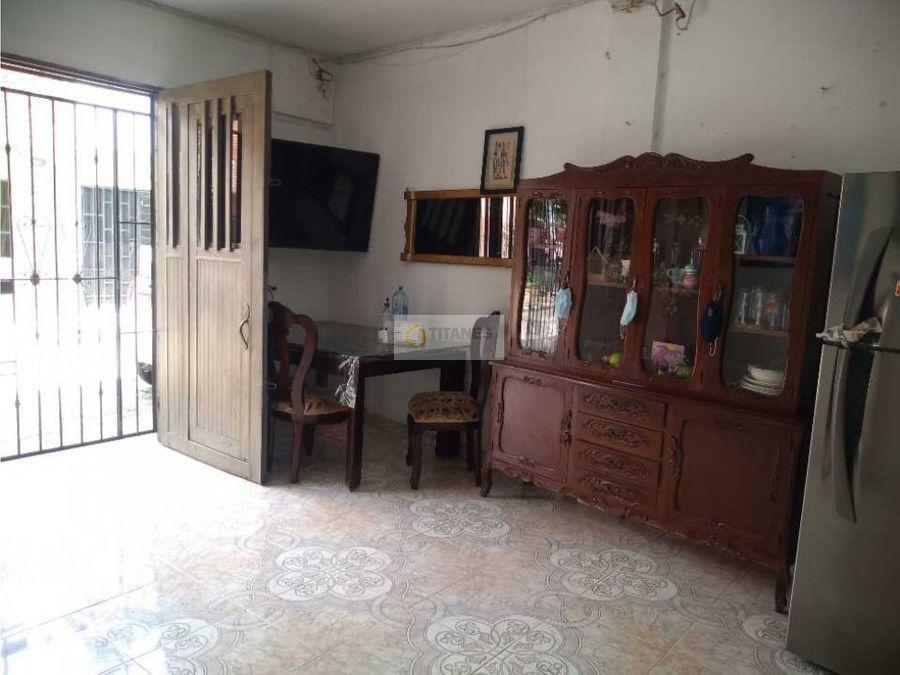 vendo casa en aranjuez bifamiliar en cali ah