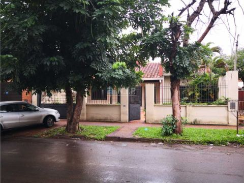 vendo casa en barrio mcal estigarribia video