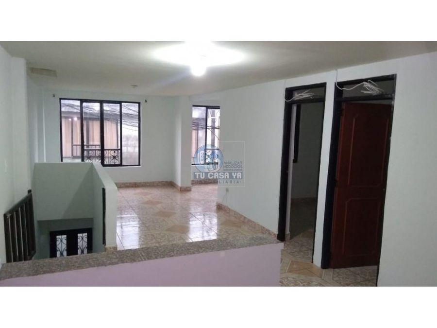 vendo casa en dosquebradas de 2 pisos independientes