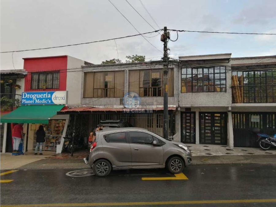vendo casa en sector comercial de la villa olimpica