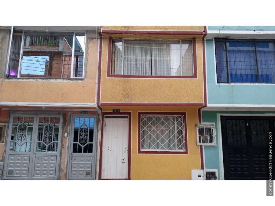 vendo casa en suba nogales rentable