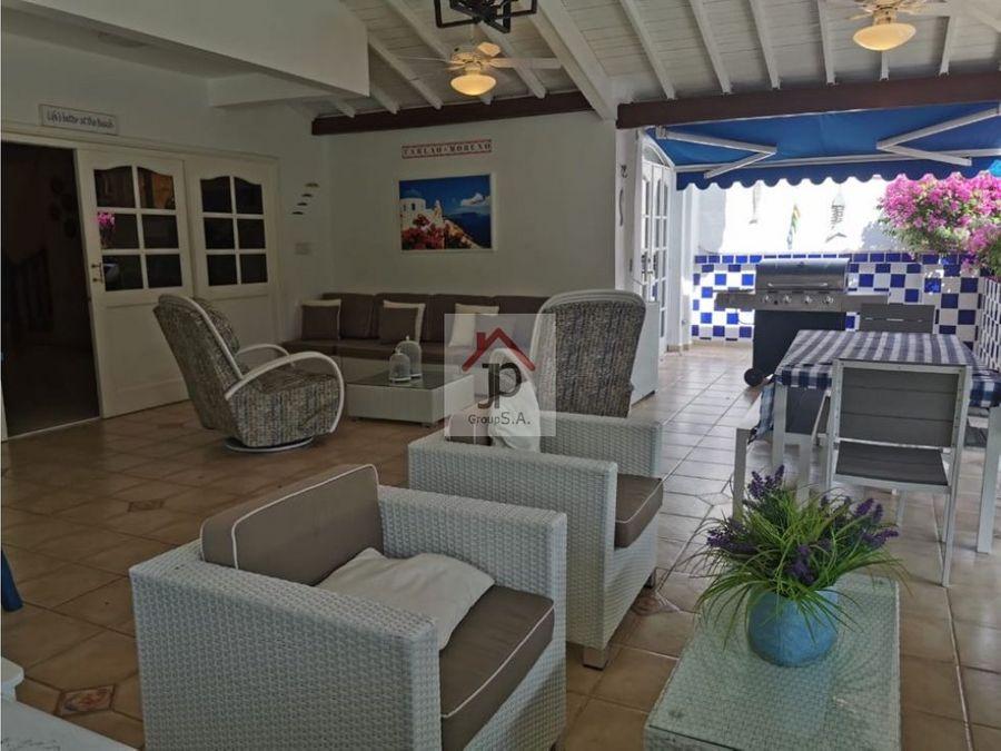 vendo casa en playa blanca