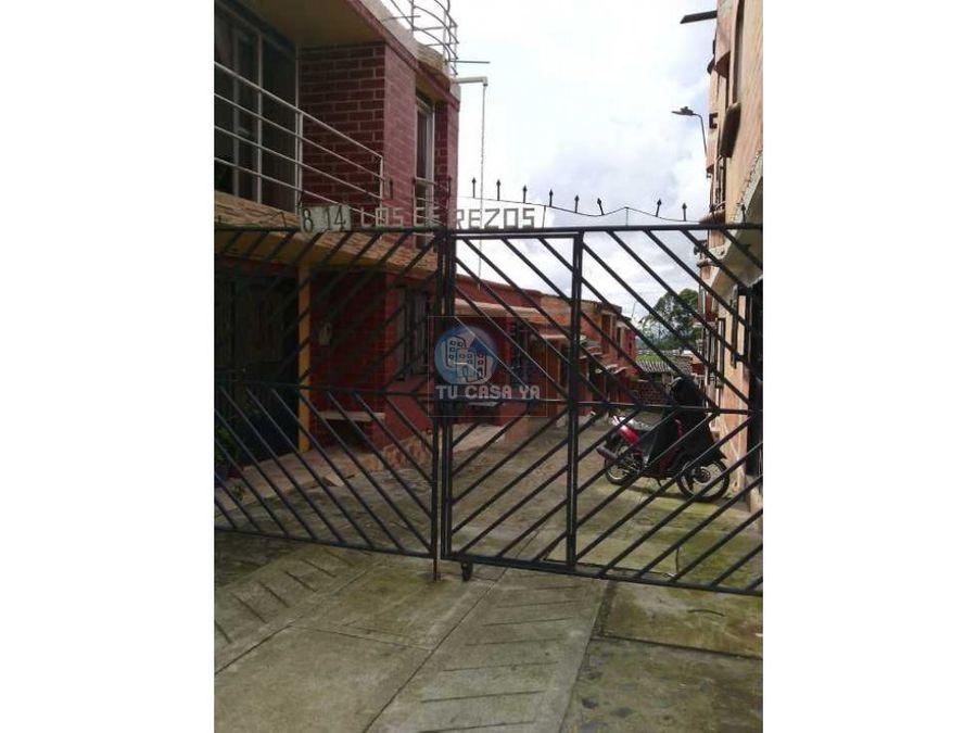 vendo casa en unidad cerrada en santa rosa de cabal