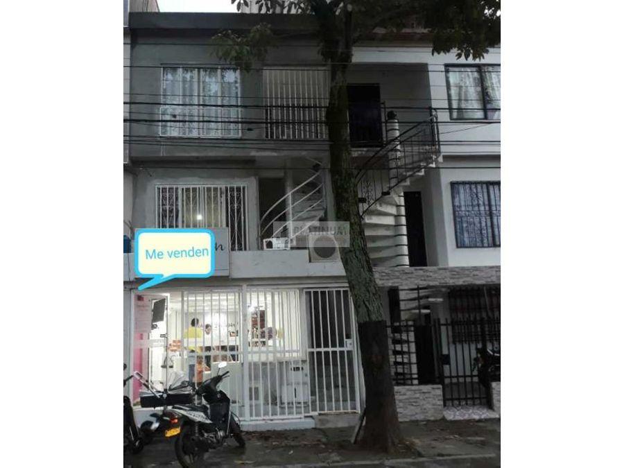 casa trifamiliar en venta en los parques barranquilla cali