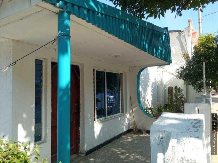 vendo casa lote esquinero y local comercial excelente ubicacion hg0035