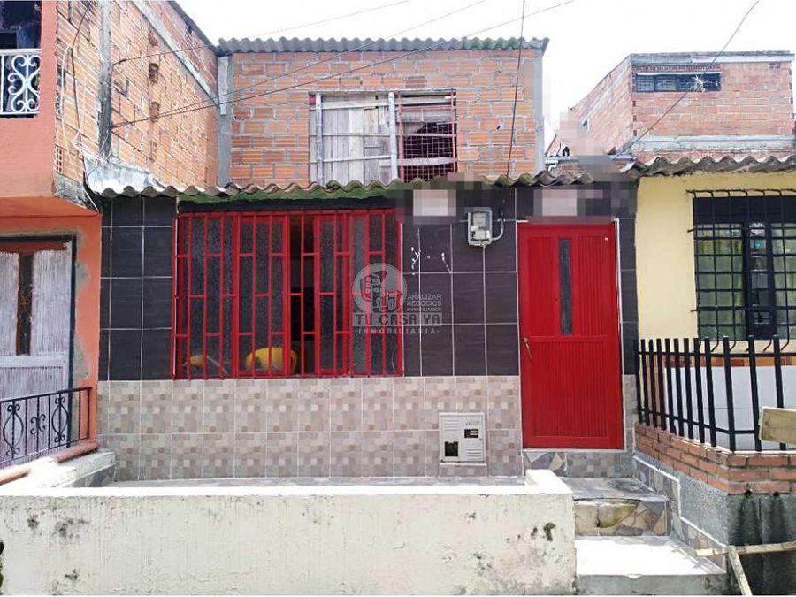 vendo casa barrio cuba