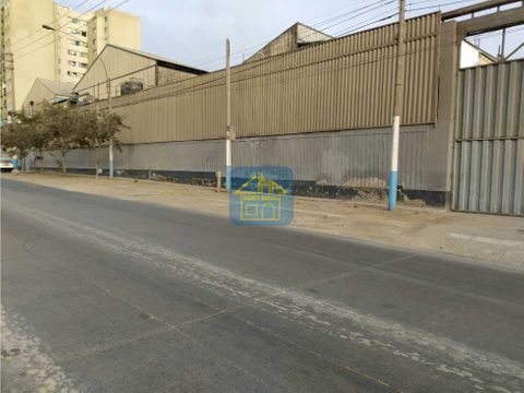 vendo terreno industrial av argentina cuadra 5 callao