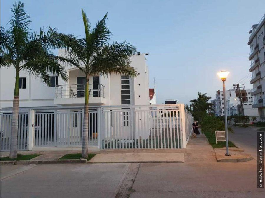 vendo casa urb casa blanca