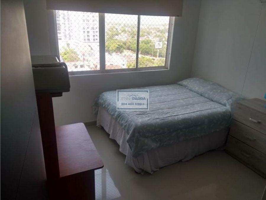 vendo comodo apartamento vista panoramica crespo