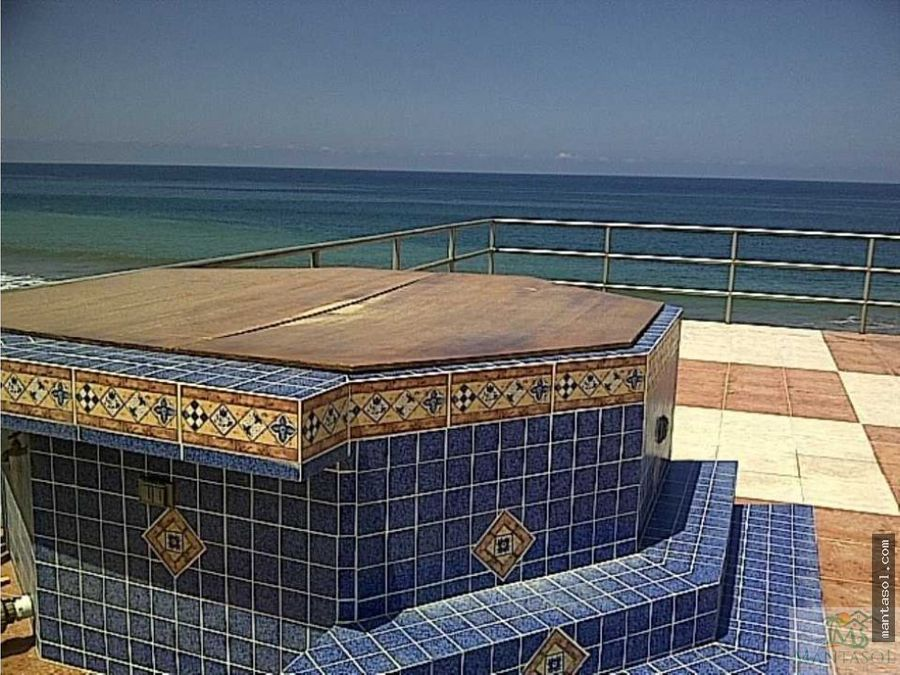 vendo departamento playa santa marianita piso tres