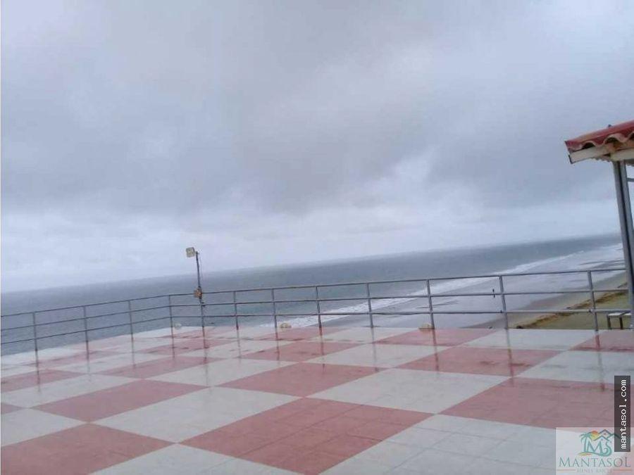 vendo departamento planta baja playa santa marianita