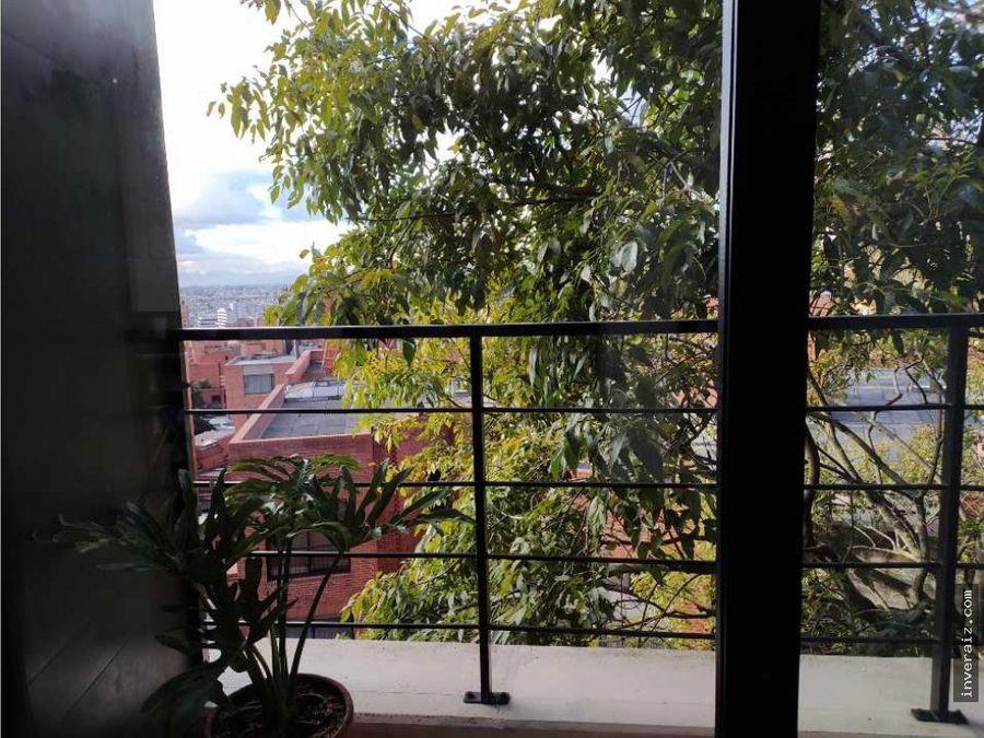 vendo excelente apartamento en rosales vista yg